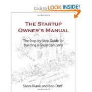 Steve Blank Books for Startups