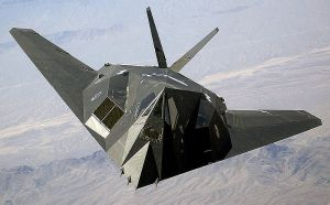 F-117 Nighthawk - 1st Stealth Ground Attack Plane
