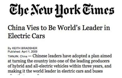 nytimes-article-on-hybrid-cars-china
