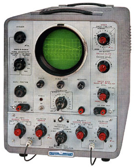 HP 150a Oscilloscope 1956