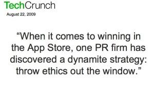 TechCrunch PR