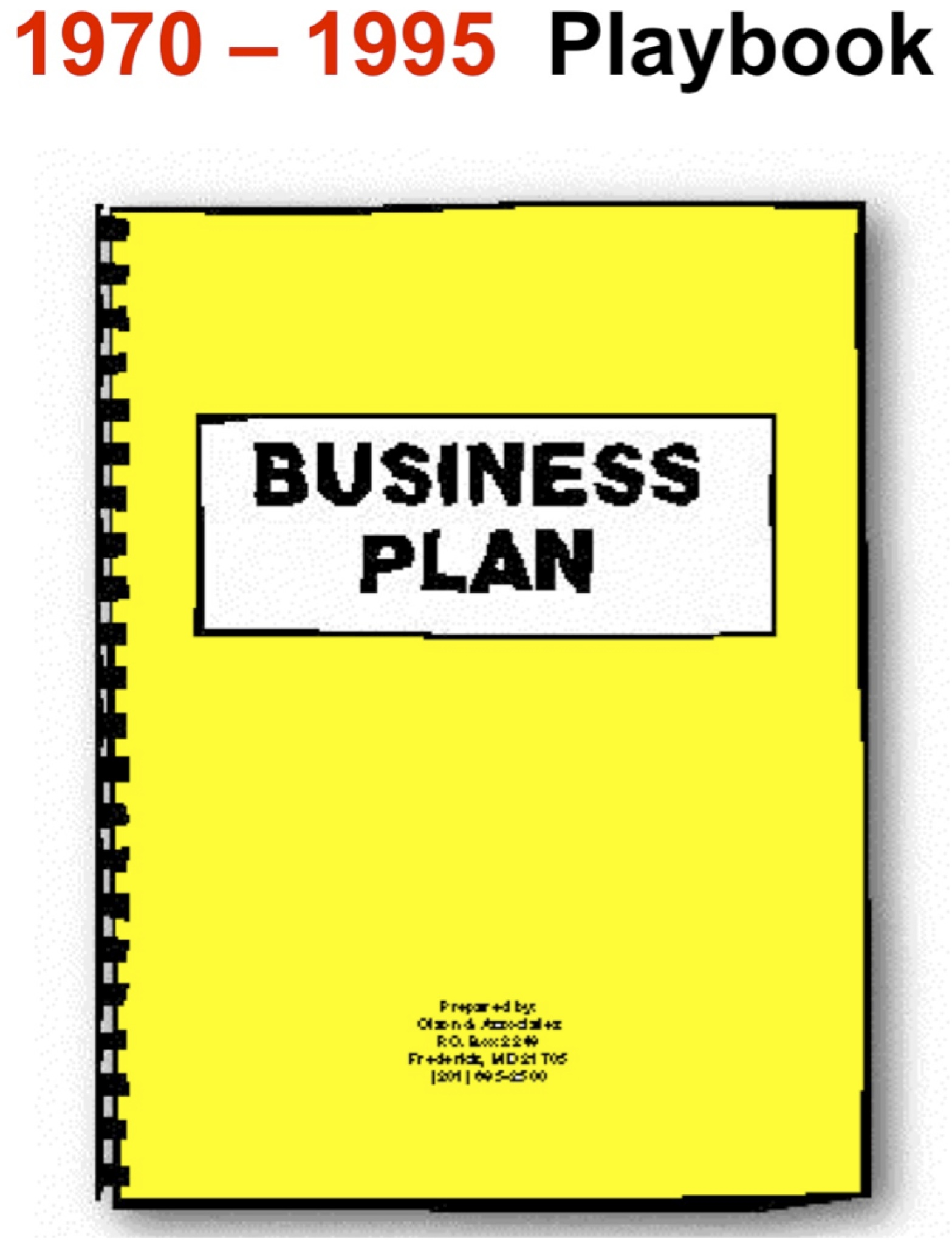 Training consultancy business plan