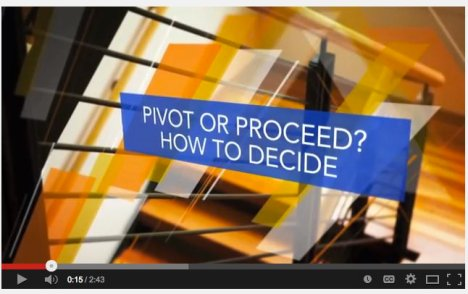 KFS Pivot or Proceed