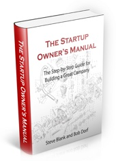 Steve blank two giant steps forward for entrepreneurs in brief the the startup owners manual fandeluxe Image collections