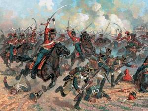 Cossack-attack