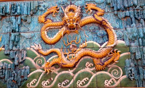 China-dragon