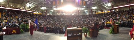 UofM Commencement