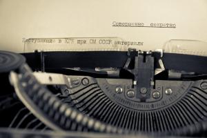Putin's Typewriter