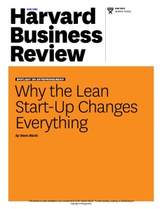 Steve Blank Why Companies are Not Startups