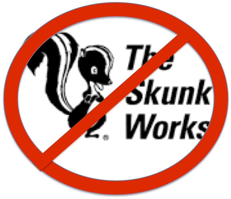 how to make a skunk leave