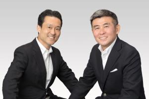 Takashi and Masato