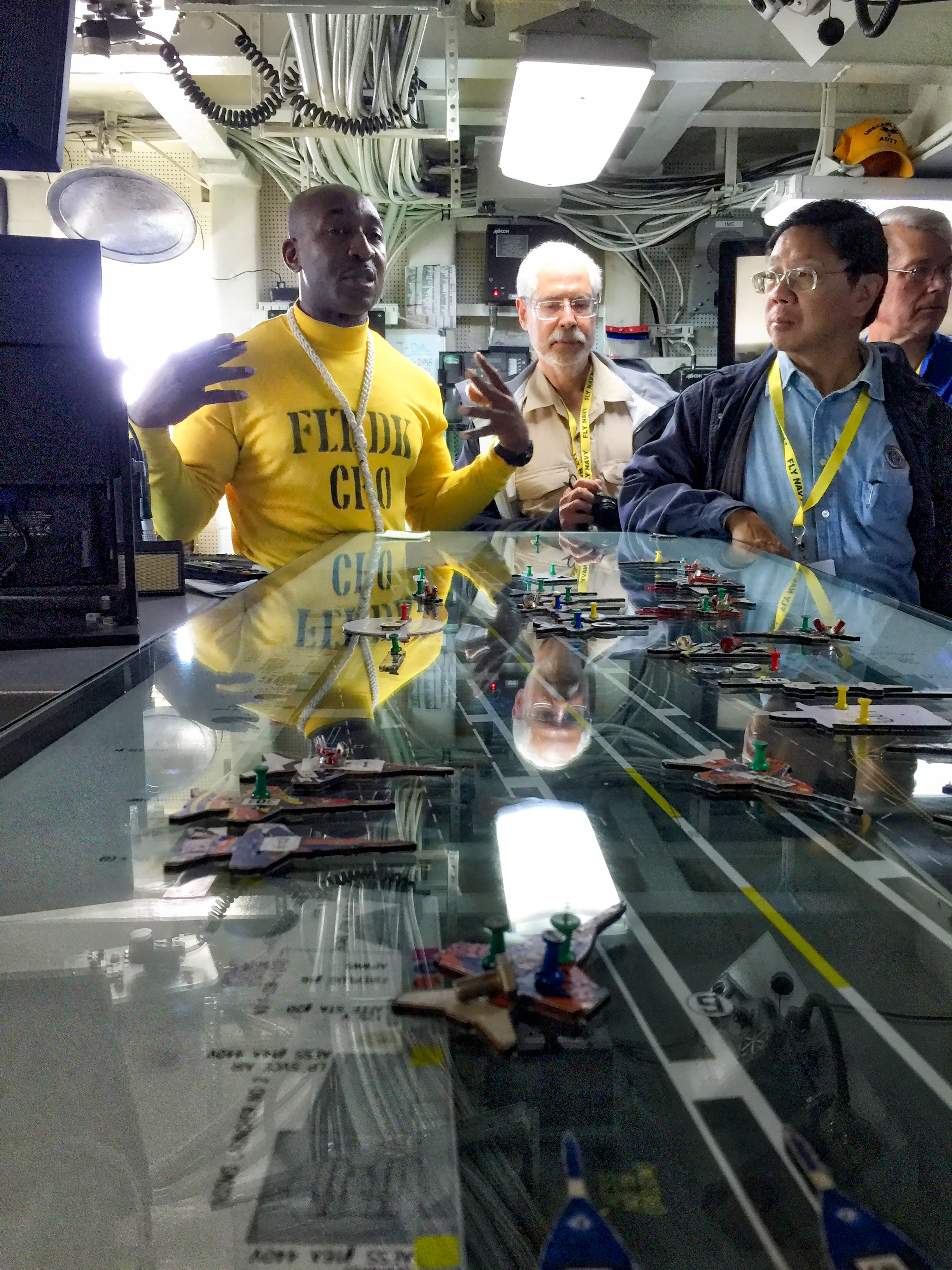 Aircraft Carrier Engine Room: Why The Navy Needs Disruption Now (part 1 Of 2)