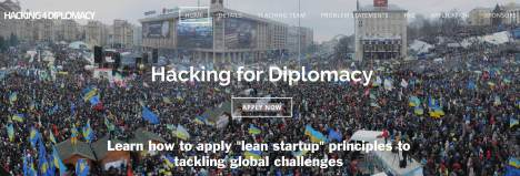 The State Department Meets the Lean Startup – Hacking For Diplomacy